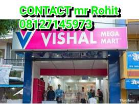JOINING FOR SHOPPING MALL GIRLS AND BOYS