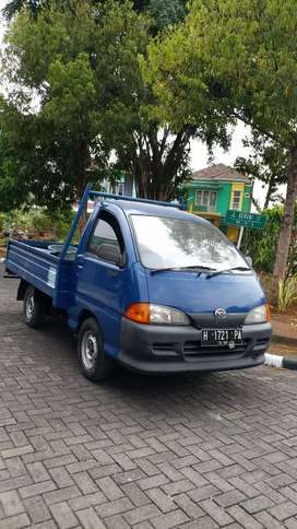 Jual Zebra pick up 2005