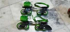 New condition  roller skates inline