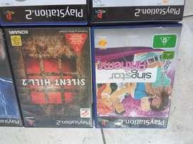 Koleksi Cd PS2 Original