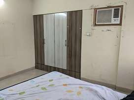 Single occupancy avail for a Male in AC bedroom at Runwal garden city