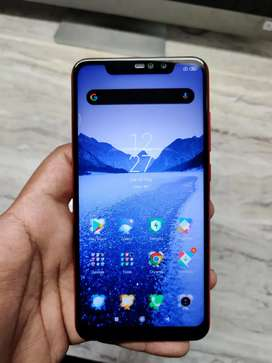 Redmi note 6 pro...1.5 year used...red colour...