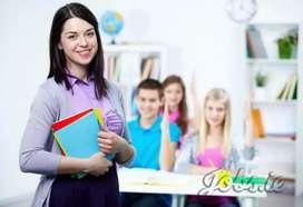 Part time & full time teacher