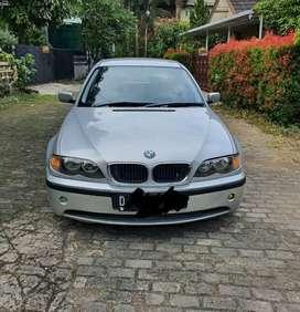 BMW 318i E46 Facelift N42 AT 2002