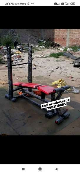 Super Heavy Gym Bench In Just 6500 Baki Sabke Rates Alag Hai