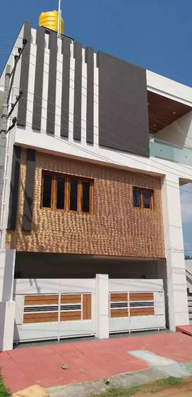 35×50 4bhk Duplex Brand new house for sale in Srirampuram muda propert