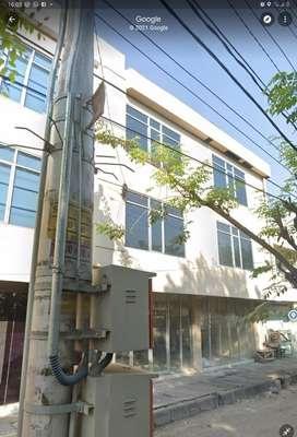 Ruko disewakan dalam kota simpang lima