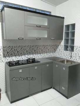 Kitchenset murah harga terbaik, ,desain custom
