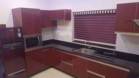 Kitchen blinds (curtains)(manufacture)