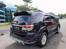 Toyota Fortuner G Trd Sportivo Automatic th 2012