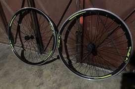 Wheelset Entity XL2