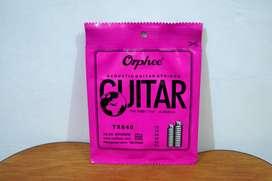 Senar Gitar Orphee 0,12 Akustik