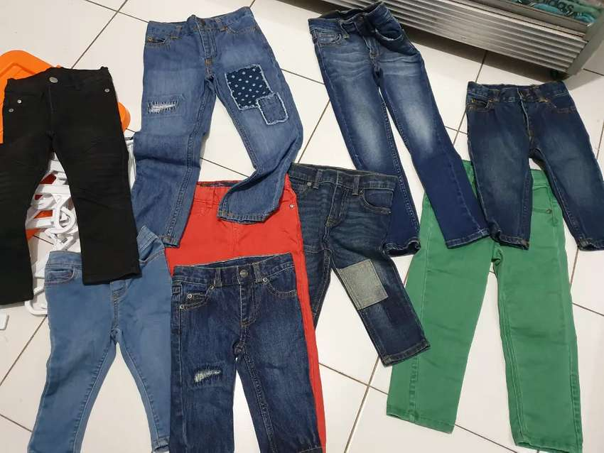 Jeans outlet anak 0