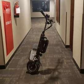 Scooter listrik speedway 4
