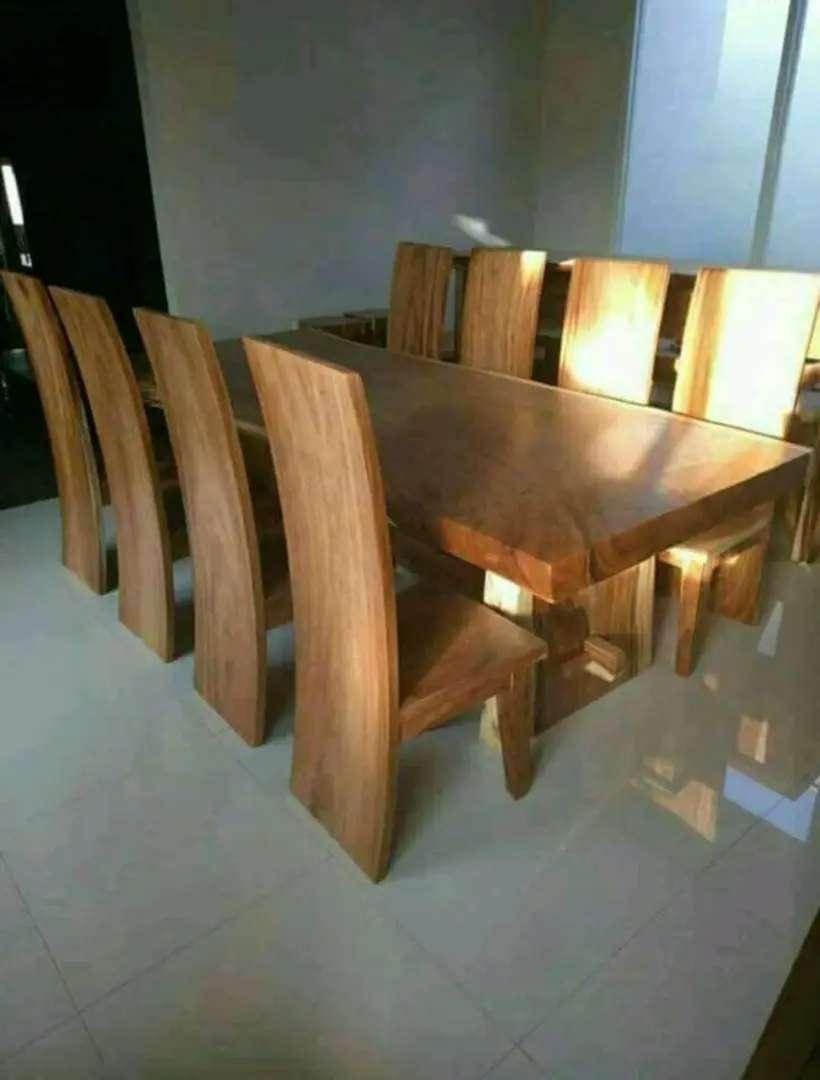 meja makan minimalis 3372