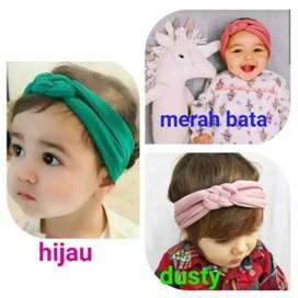 Bandana / headband bayi lucu2 dan murah