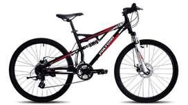 Dicari sepeda Gunung atau lipat