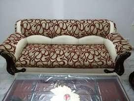 5 seater sofa used