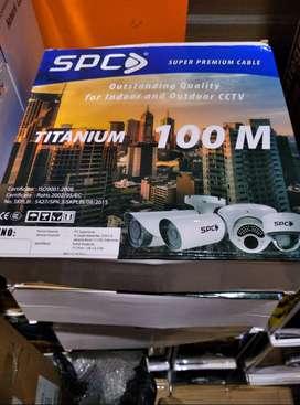 KABEL CCTV 100M
