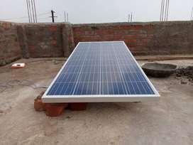 Solar panels for ups
