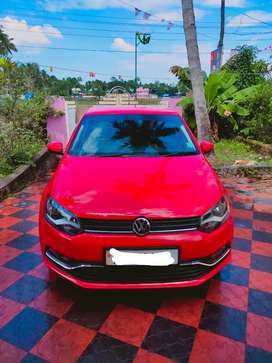 Volkswagen polo, heighline petrol 2017