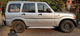 Mahindra Scorpio 2002 Diesel Well Maintained 9 Seater