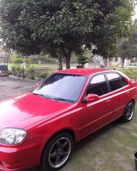 Hyundai avega SG 2009