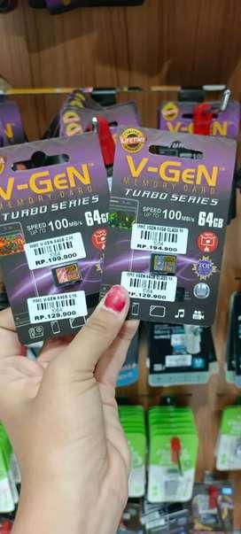 MMC VGEN 64 GB CLASS 10