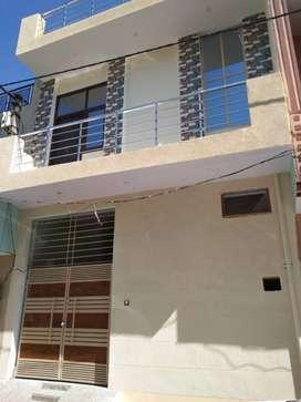 72YARD NEWLY CONSTRUCTED DUPLEX HOUSE 46 LAC (JAGRATI VIHAR GARH ROAD)