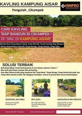 Tanah Kavling Murah Cikampek