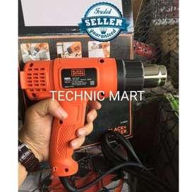 Hot Air Heat Gun 1800 watt Black Decker KX 1800 B1
