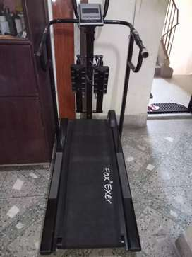 Manual Treadmill 4-in-1 Heavy Duty
