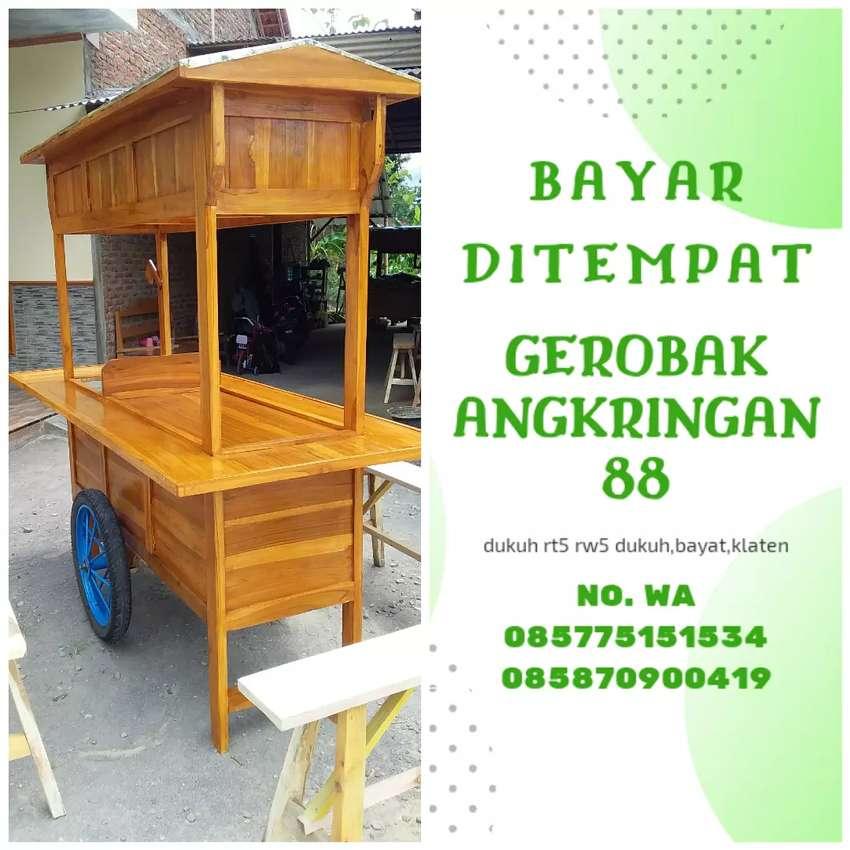 gerobak angkringan free ongkir 156 0
