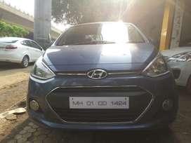 Hyundai Xcent 1.2 VTVT SX Option, 2015, Petrol