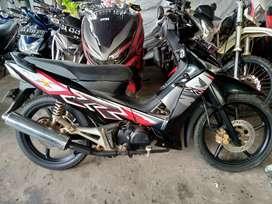 Honda supra x 2011 black