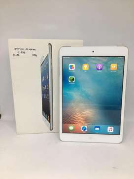 Ipad mini 32GB wifi cell Silver