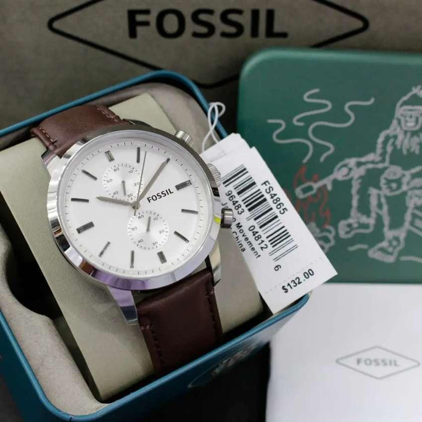 Jam Fossil Townsman FS4865  Authentic BNIB 0