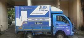 TATA ace ht with 8ft length body