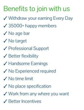Best home based part time job without investment
