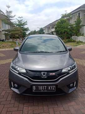 Honda Jazz 1.5 RS GK5 2014 AT