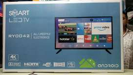 New led TV 32 inch smart full HD TV with 2year warranty