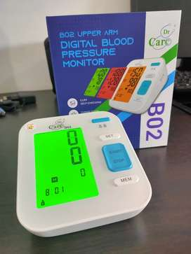 Tensi Digital Dr.Care BO2