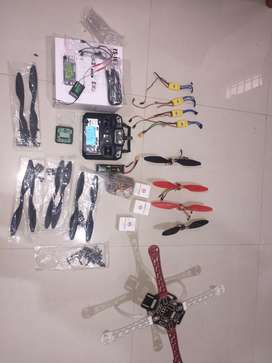 Complete Drone kit with highend accessories.