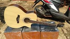 Gitar Taylor akustik elektrik tanbes