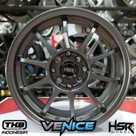 Velg Mobil Honda Mobilio Ring 15 Yokote Hsr, Avanza Brio Vios City