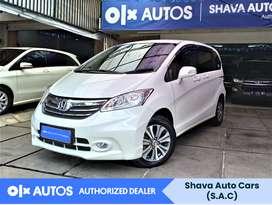[OLXAutos] Honda Freed PSD 2013 E 1.5 Bensin Putih #Shava