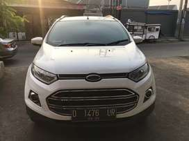 ford ecosport titanium sunroof 2014 AT TDP 20 JT