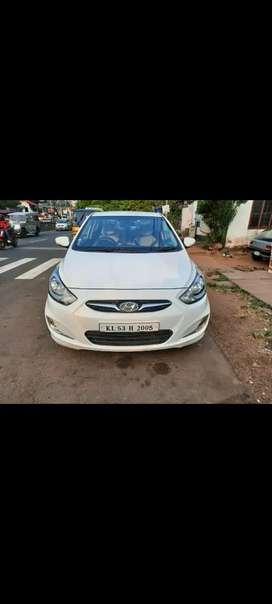 Hyundai Fluidic Verna 2014 Diesel Good Condition