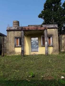 House at bhimpur, phulnakhara, near satyananda institute and it.