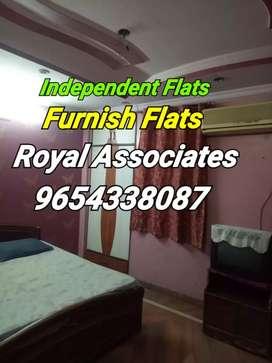 Vasundhara: Furnish Independent 1bhk,2bhk nd 3bhk available